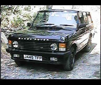 The Old Range Rover
