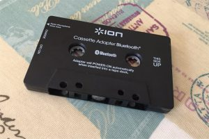 Bluetooth Tape Front