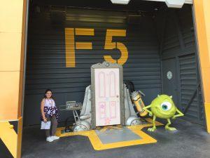 Erin, Mike and Boo's Door
