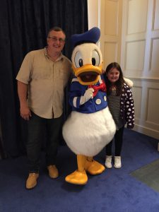Me, Donald and Erin