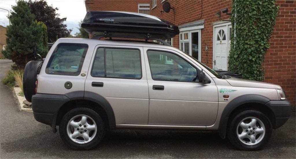 Claen Car